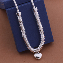 AN471 Hot 925 sterling silver Necklace 925 silver fashion jewelry pendant  /atnajkua ayrajpya