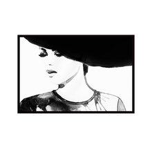Make Up Fashion Wall Art Canvas Painting Posters and Prints Art Picture Fashion Girl Wall Pictures No Poster Frame(China)