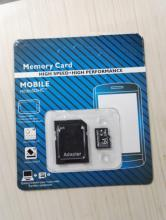 Best qualityretail package Real capacity for memory card128mb~128GB micro TF card TF card for cell phone computer with adapter(China)