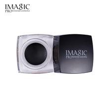 IMAGIC Brand 12 Colors Shimmer Eyeshadow Cream Make Up Waterproof Long-lasting Mineral Eye Shadow Glitter Eye Liner Gel Makeup