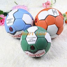 PU Number 2 Hand Ball Hand Sewn Match Handball Official Sports Ball Free with Net Bag+Needle+Pump D-1749
