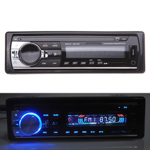 1Din Bluetooth Car Radio Mp3 Player In-dash FM/USB Remote Control For Iphone 12V Car Auto Audio Radio Player FM Radio Receiver