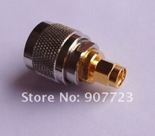 50pcs SMA Male To UHF PL259 Male RF Connector Adapter