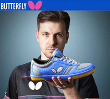 100% original Butterfly FIT-1 professional Table Tennis Shoes For Men And women Ping pong indoor sneakers(China)