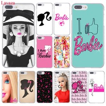 Lavaza for barbie Bitch doll face 1959 Hard Coque Shell Phone Case for Apple iPhone 8 7 6 6S Plus X 10 5 5S SE 5C 4 4S Cover(China)