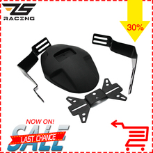 ZS-Racing 3 Colors CNC Aluminum Motorcycle Rear Fender Bracket Motorbike Mudguard Case For HONDA GROM MSX125 M3 Easy To Install(China)