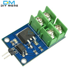 3V 5V Low Control High Voltage 12V 24V 36V switch Mosfet Module For Arduino Connect IO MCU PWM Control Motor Speed 22A(China)