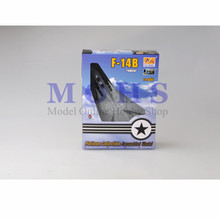 EASY MODEL 37185 1/72 Assembled Model Scale Finished Model Airplane Scale Aircraft Fighter F14 F-14B VF-143 2001(China)