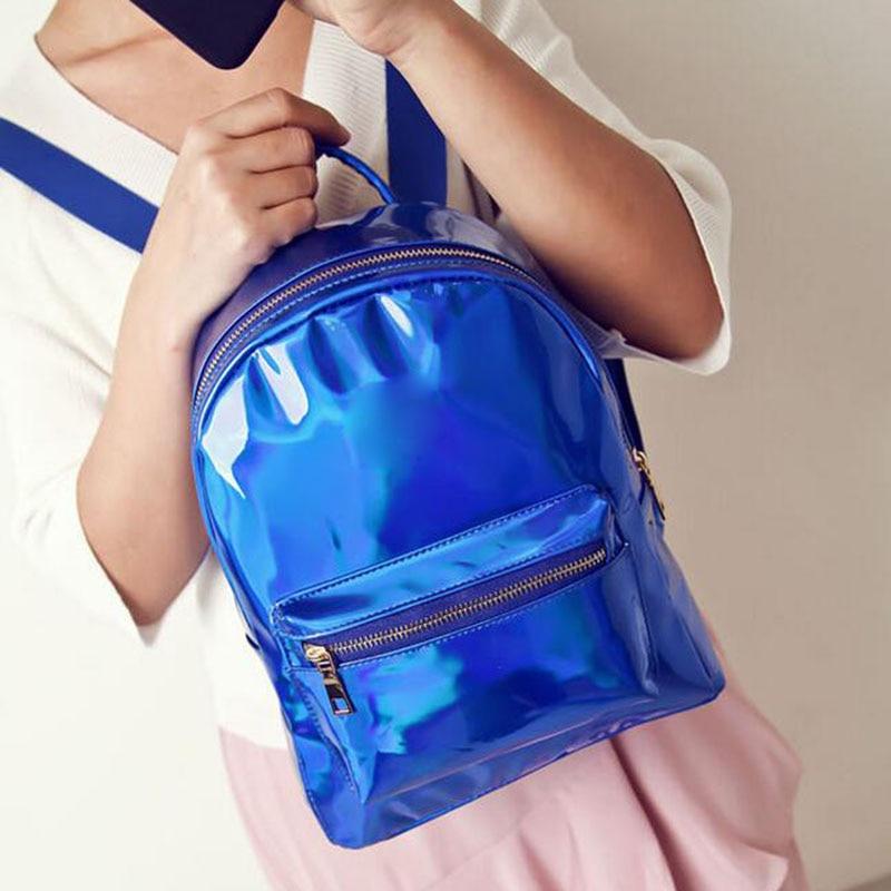 High Quality Original Women Transparent Backpack Girls Boys Backpack Bag PVC Transparent School Bags Candy Colors<br><br>Aliexpress