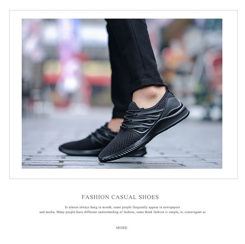 2018 New Arrivals Men's Fashion Summer Casual Shoes Man Sneakers Breathable Trainers Male Footwear Adult Krasovki Plus Size 45 50 Online shopping Bangladesh
