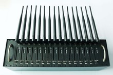 16 Ports GSM Modem Pool With Original Wavecom Q2303 USB Interface