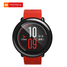 Global Version Xiaomi Huami AMAZFIT Smart Watch GPS Running Sports Bluetooth Music Wifi MI Heart Rate Monitor(China)