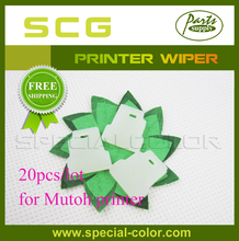 20pcs/Lot Cleaning WIPPER for Mutoh Printer Wiper Compatible