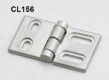 CL156 Hai Tan zinc alloy folding hinge industrial equipment cabinet door hinge thickening