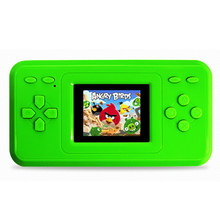 Portable Handheld Game Player LCD Color Screen Built-in 298 Games Classic Retro Children FC Games Coolboy Video Game Console