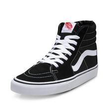 Free shipping Vans old skool Classic women's, canvas Shoes Sports Shoes SK8-Hi Sneakers shoes vans shoes size 36-39(China)