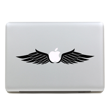Free shipping fashion removable DIY big wing tablet and laptop sticker for you tablet computer and notebook air 170*270mm(China)