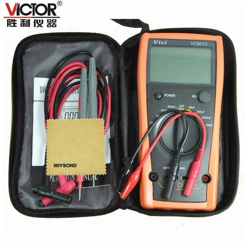 Victor VC6013 Inductance Capacitance Resistance Multimeter<br>