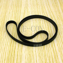 1pcs/lot 696-GT2 Loop Timing Belt Width 6mm GT2 Belt Rubber Fiberglass Inner Length 696mm 348 Teeth for GT2 Timing Pulley(China)