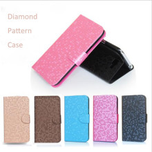 High Quality Luxury Diamond Pattern Case For Alcatel One Touch Pop C7 OT 7041D 7041 7041X TCL J720 Protective Case Phone Case