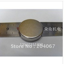 22x5 magnet NdFeB strong magnet 22mmx5mm size permanent magnet 22*5 & strong magnetic magnets 22x5mm circle 10pcs/lot(China)