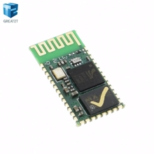 1pcs hc-05 HC05 RF Wireless Bluetooth Transceiver Module RS232 / TTL to UART converter and adapter(China)