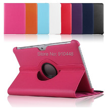 High quality PU leather case Smart Magnetic Book Case Cover Stand For Samsung Galaxy Note 10.1 N8000 + Stylus + Film