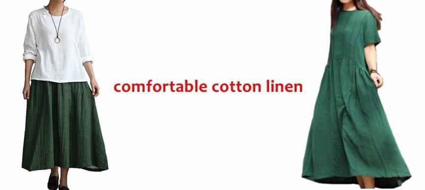 cotton linen 1