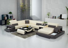 Modern sectional sofa set G8006