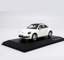High imitation Volkswagen new Beetle,1:43 scale alloy car model,Static model,metal casting,children toy vehicles,free shipping(China)