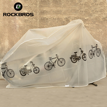 ROCKBROS 200*110 cm Universal Waterproof Bicycle Bike Cover Outdoor Bicycle Bike Rain Cover UV Protector Bike Dust Proof Cover
