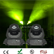 (2 pieces/lot) china market mini moving head 120W 2r beam moving head dj lighting osram bulb from china
