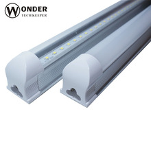 T8 integrated tube no need support led lamp 1200mm 4 inches 18W led tube replace for 60W traditional lamps AC176-265V