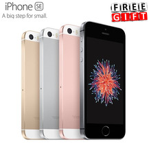 Unlocked Original Apple iPhone SE Cell Phone 2GB RAM 16GB ROM Dual Core Smartphone 4.0 Inch touch ID Mobile Phone