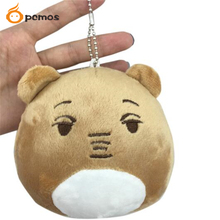 "[PCMOS] 2017 New 10cm/4"" Kpop EXO Planet#2 Kim Jong In KAI Potato Plush Toy Stuffed Doll Arcade Prizes 16031904(China)"