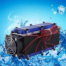 Thermoelectric Peltier Coolers 12V 576W 8-Chip TEC1-12706 DIY Thermoelectric Cooler Refrigeration Air Cooling Device(China)