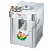 Commercial table top gelato hard ice cream machine Hard Ice Cream Machine Price Gelato Batch Freezer