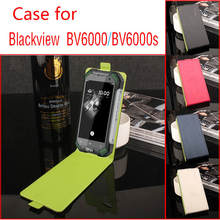 4 Hit Styles PU Cartoon Leather Case For Blackview BV6000 BV6000S Flip Luxury Protective Cover Skin Shell With Card Slot