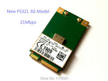 F5321GW DW5560 3G WWAN MINI PCI-E Card GSM GPRS EDGE UMTS WCDMA HSPA+21MB GPS 3G Module For Dell Notebook Modem(China)