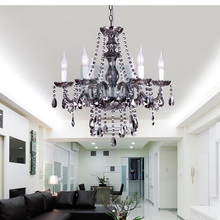 MAMEI Free Shipping European 8 Lights Murano Glass Candle Chandelier Lamp Fixture for Bedroom Living Room Dining Room