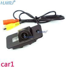 CCD HD Car rear Camera for Audi  A1 A4 B6 B8 A3 A4L A4 A6 A6L Q3 Q5 Q7 for Audi TT TTS S5 S6 S7 RS5 reverse parking camera