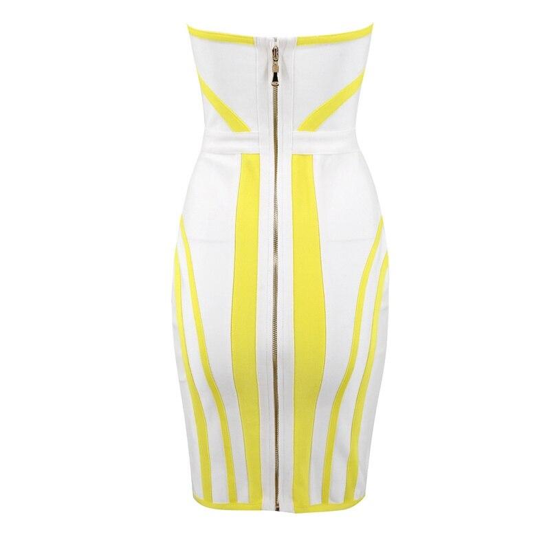 Leger Babe Bandage Dress152