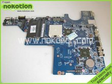 LAPTOP MOTHERBOARD FOR HP G42 G62 SERIES HDMI 592809-001 DA0AX2MB6E1 MOTHER BOARD DDR3 100% GOOD TESTED