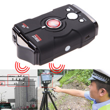 V8 Car Speed Laser 12V GPS 360 Degree Voice Alert Car Electronic Dog Radar Detector English and Russian Optional
