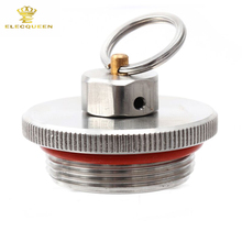Homebrew mini Wine Beer Keg Lid,Beer Growler Lid With Pressure Relief Valve Fitting With Homebrew Kegging For 2L,3.6L,5L