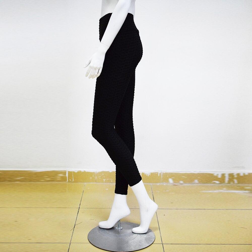 Women's High Waist Fitness Leggings, Fashion Push Up Spandex Pants, Workout Leggings 18