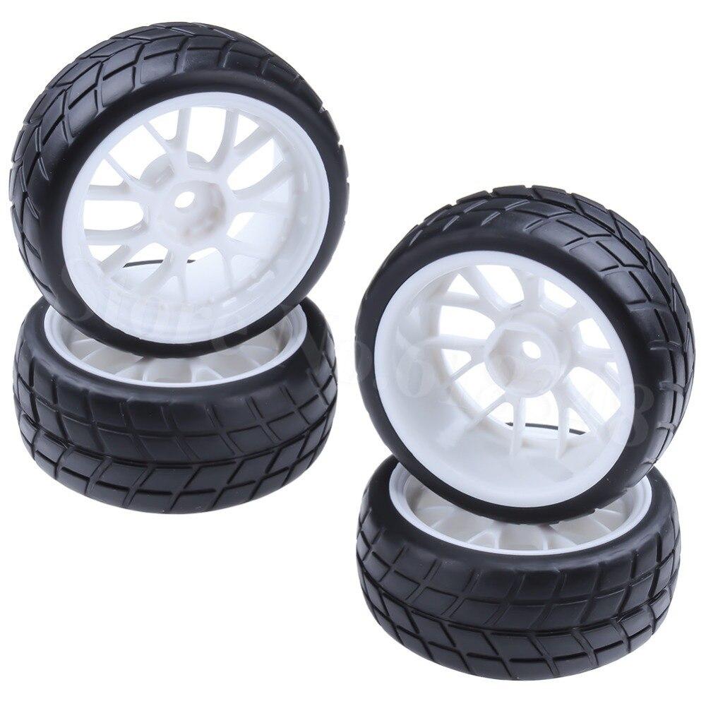 Metal Rear Spare Tire Rack Brace Wheel Holder for 1//10 RC Crawler Car N5Q2