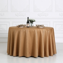 Kind Cloud Styles Western Restaurant Feast  Tablecloth Round Rectangle Square Table Cloths Round