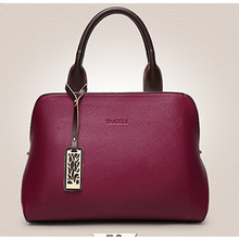 2017 Patent Leather Women bag Ladies Cross Body Messenger Shoulder Bags Handbags Women Famous Brands bolsa feminina purple/red(China)