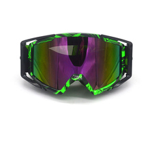 Evomosa motocross helmet goggles gafas moto cross dirtbike motorcycle helmets goggles glasses skiing skating eyewear(China)